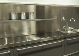 Stainless Steel Countertop Druid Hills, GA