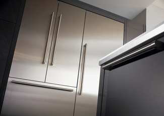 Dunwoody, GA Stainless Steel Kitchen Cabinets