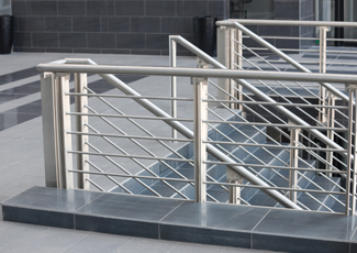 East Point, GA Stainless Steel Railings